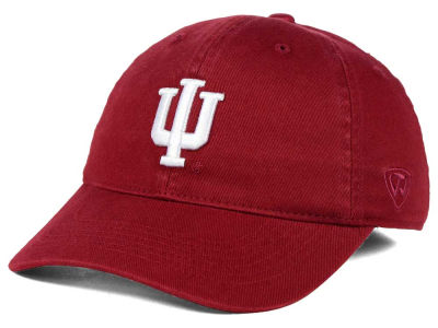 Indiana Hoosiers Top of the World NCAA Relaxer 2.0 Stretch Hat