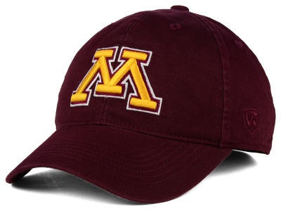 Minnesota Golden Gophers Top of the World NCAA Relaxer 2.0 Stretch Hat
