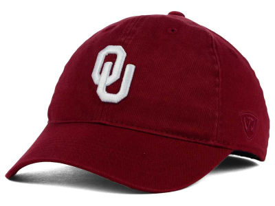 Oklahoma Sooners Top of the World NCAA Relaxer 2.0 Stretch Hat