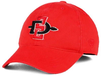 San Diego State Aztecs Top of the World NCAA Relaxer 2.0 Stretch Hat