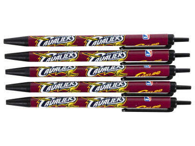 Cleveland Cavaliers 5-pack Click Pens