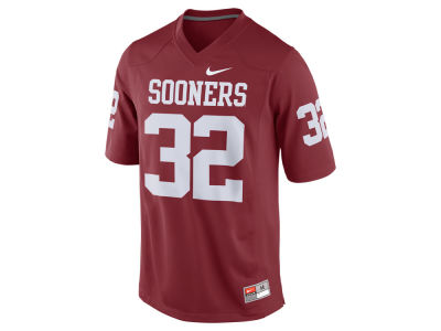 Oklahoma Sooners Nike NCAA Replica Football Game Jersey