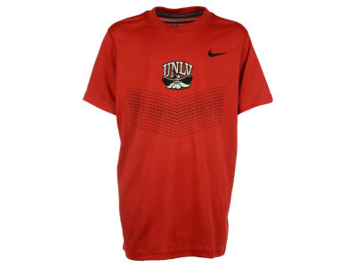 UNLV Runnin Rebels Nike NCAA Youth Legend Sideline T-Shirt