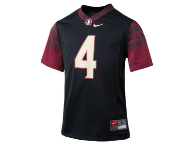 Florida State Seminoles #4 Nike NCAA Youth Replica Football Game Jersey