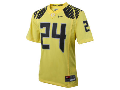 Oregon Ducks #24 Nike NCAA Youth Replica Football Game Jersey