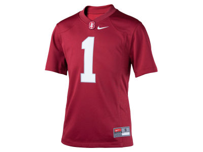 Stanford Cardinal #1 Nike NCAA Youth Replica Football Game Jersey