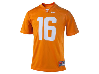 Tennessee Volunteers #16 Nike NCAA Youth Replica Football Game Jersey