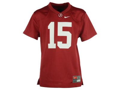 Alabama Crimson Tide #15 Nike NCAA Replica Football Game Jersey