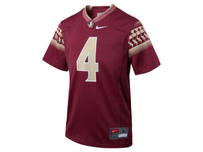 Florida State Seminoles #4 Nike NCAA Kids Replica Football Game Jersey