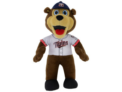 Minnesota Twins 10inch Mascot Plush Doll