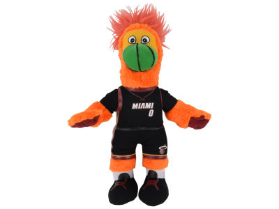 Miami Heat 10inch Mascot Plush Doll