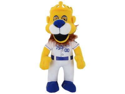 Kansas City Royals 10inch Mascot Plush Doll