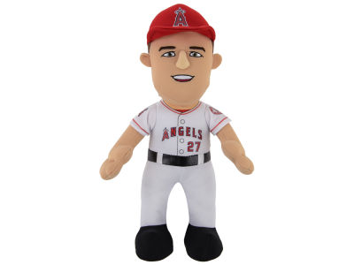 Los Angeles Angels Mike Trout 10inch Player Plush Doll