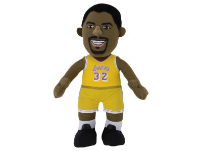 Los Angeles Lakers Magic Johnson 10inch Player Plush Doll