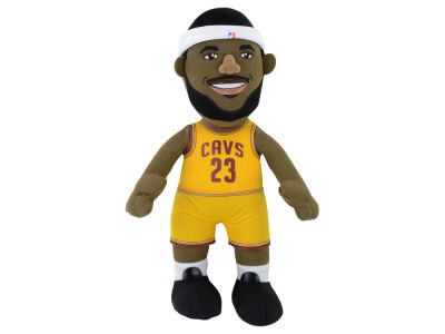 Cleveland Cavaliers LeBron James 10inch Player Plush Doll