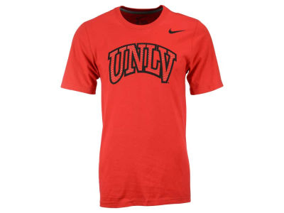 UNLV Runnin Rebels Nike NCAA Men's Cotton Logo T-Shirt