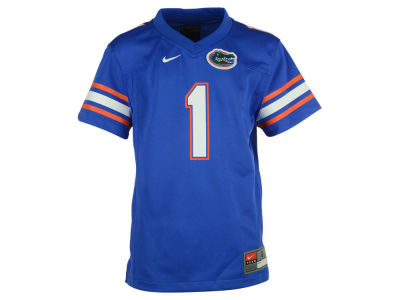 Florida Gators #1 Nike NCAA Toddler Replica Football Game Jersey