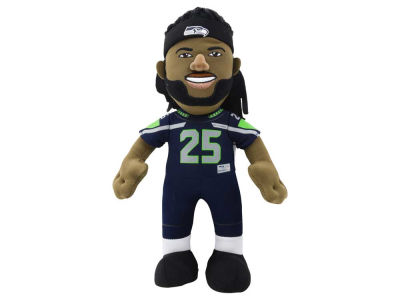 Seattle Seahawks Richard Sherman 10inch Player Plush Doll