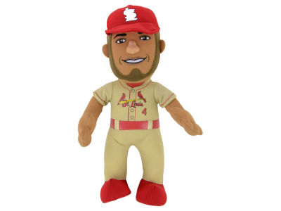 St. Louis Cardinals Yadier Molina 10inch Player Plush Doll