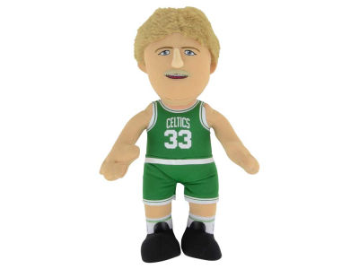 Boston Celtics Larry Bird 10inch Player Plush Doll