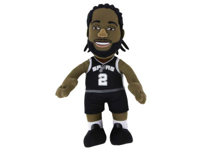 San Antonio Spurs Kawhi Leonard 10inch Player Plush Doll