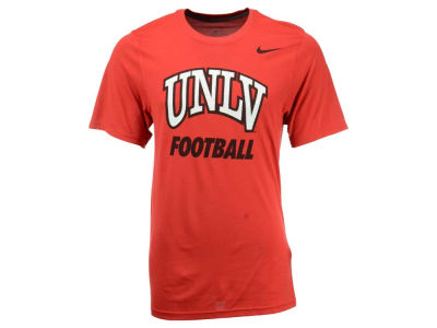 UNLV Runnin Rebels Nike NCAA Men's Dri-Fit Legend Logo T-Shirt