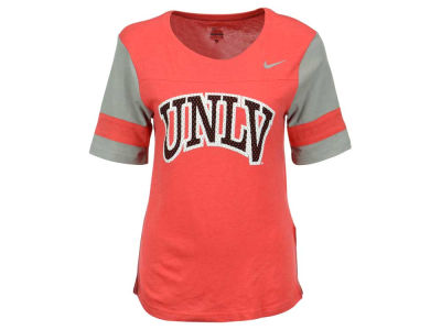 UNLV Runnin Rebels Nike NCAA Women's Stadium Fan T-Shirt