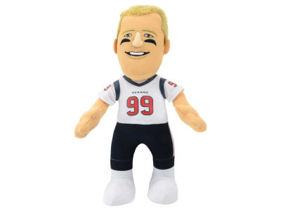 Houston Texans J. J. Watt 10inch Player Plush Doll