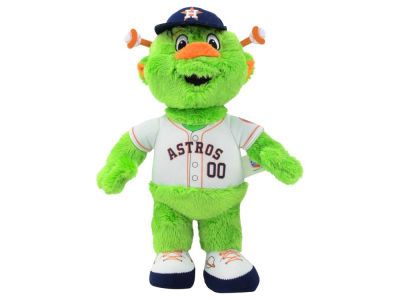 Houston Astros 10inch Mascot Plush Doll