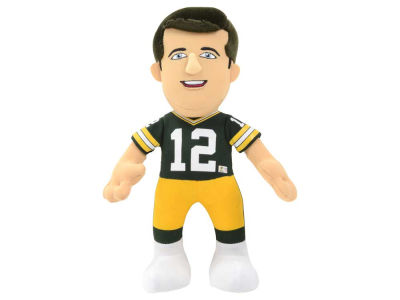 Green Bay Packers Aaron Rodgers 10inch Player Plush Doll