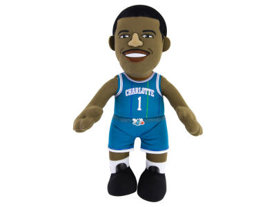 Charlotte Hornets Tyrone Bogues 10inch Player Plush Doll