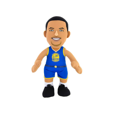 Golden State Warriors Stephen Curry 10inch Player Plush Doll