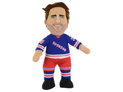 New York Rangers Henrik Lundqvist 10inch Player Plush Doll