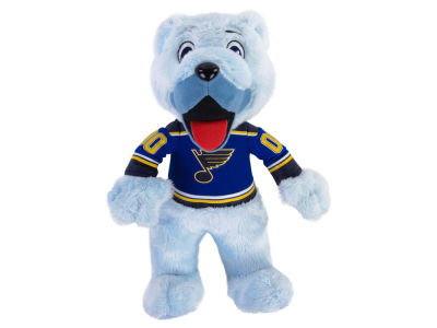 St. Louis Blues 10inch Mascot Plush Doll