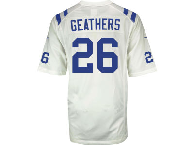 Indianapolis Colts Clayton Geathers Nike NFL Men's Game Jersey
