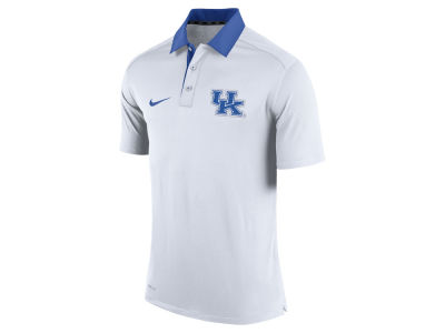 Kentucky Wildcats Nike NCAA Men's 2015 Elite Coaches Polo Shirt