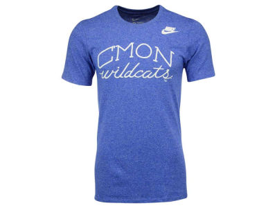 Kentucky Wildcats Nike NCAA Men's Marled Local Team Vibe T-Shirt