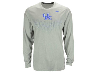 Kentucky Wildcats Nike NCAA Men's Legend Long Sleeve Sideline T-Shirt