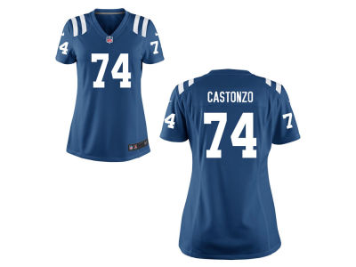 Nike Anthony Castonzo NFL Women's Game Jersey