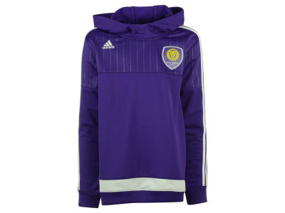 Orlando City SC adidas MLS Youth Travel Hoodie