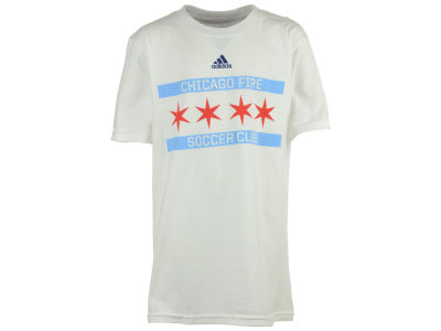 Chicago Fire MLS Youth Jersey Hook T-Shirt