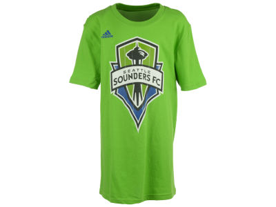 Seattle Sounders FC MLS Youth Jersey Hook T-Shirt