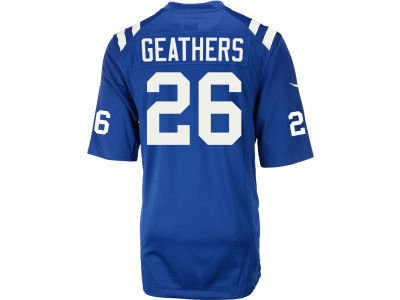 Nike Clayton Geathers NFL Youth Game Jersey