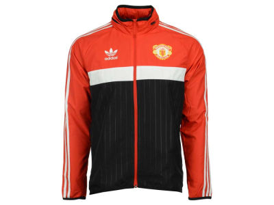 Manchester United adidas Men's Club Team Originals Windbreaker Jacket