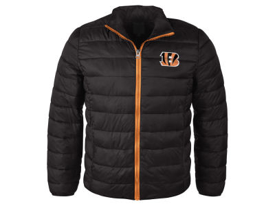 Cincinnati Bengals G-III Sports NFL Men's Packable Quilted Jacket