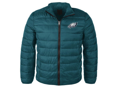 Philadelphia Eagles NFL Men's Packable Quilted Jacket