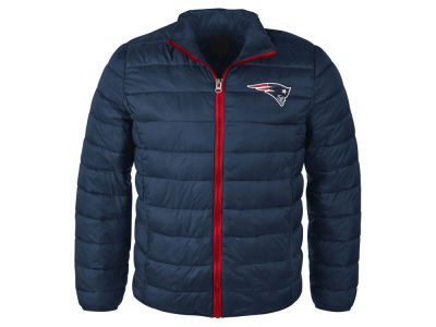 New England Patriots GIII NFL Men's Packable Quilted Jacket