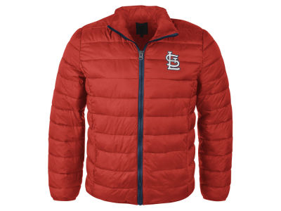 St. Louis Cardinals GIII MLB Men's Packable Quilted Jacket