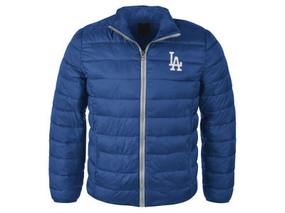 Los Angeles Dodgers GIII MLB Men's Packable Quilted Jacket