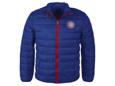 Chicago Cubs GIII MLB Men's Packable Quilted Jacket